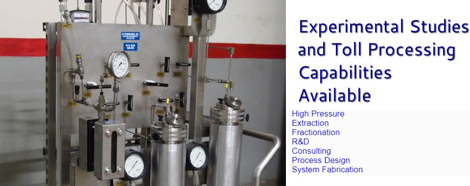 CF TECH - Experts in CO2 Extraction Fractionation